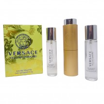 Versace Yellow Diamond, 3*20 ml