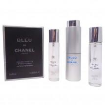 Chanel Bleu De Chanel, 3*20 ml