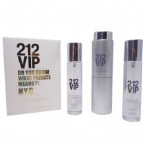Carolina Herrera 212 VIP, 3*20 ml