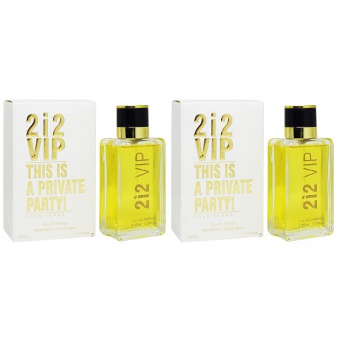 Набор 2I2 Vip This Is A Private Party, edp., 2*50 ml
