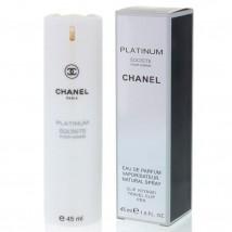Chanel Platinum Egoiste Man, 45 ml