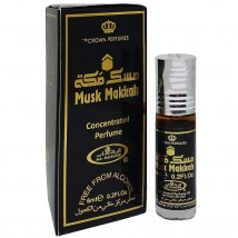 Al-Rehab Musk Makkah, edp., 6 ml