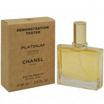 Тестер ОАЭ Chanel Egoiste Platinum, edp., 65 ml