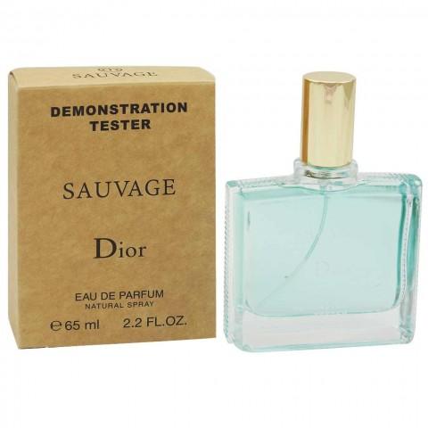 Тестер ОАЭ Christian Dior Sauvage, edp., 65 ml