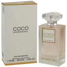 Fragrance World Coco Mademoiselle, edp., 100 ml