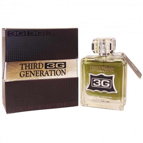 Third 3G Generation, edp., 100 ml