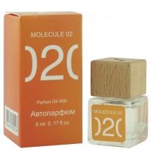 Авто-парфюм Molecule 02 Woman, edp., 5 ml(рыжая)