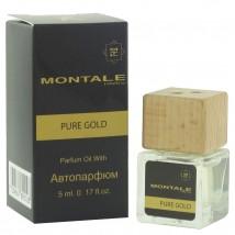 Авто-парфюм Montale Pure Gold Woman, edp., 5 ml