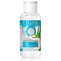 Eveline Facemed+ Освежающе-Успокаивающая Мицеллярная Вода С Алое и Кокосом 3в1, 100мл