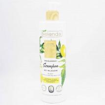 Bielenda 100% Pure Vegan Шампунь для жирных волос, 400г