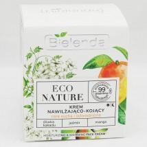 ECO Nature Какаду слива+Жасмин+Манго крем для лица увлажняющий и успокаивающий 50мл