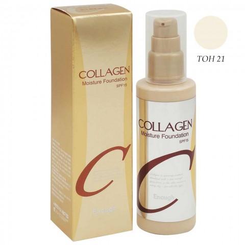Тональный Крем Collagen Ton 21