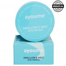 АЮМ Маски-Патчи Для Глаз Подтягивающие С Экстрактом Ласточкиного Гнезда Ayoume Swallow's Nest Eye Patch