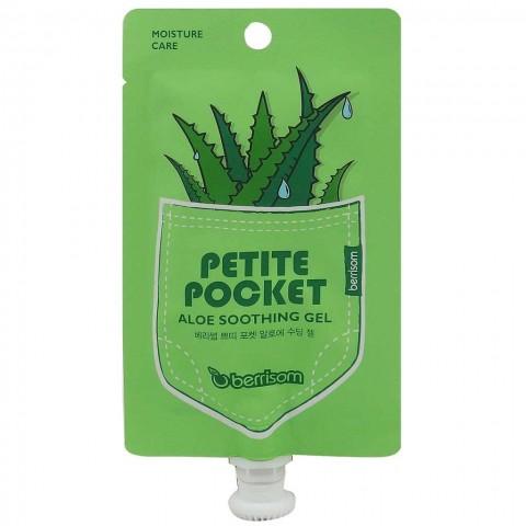 БР Pocket Гель Для Тела С Экстрактом Алоэ Petite Pocket, 30 g