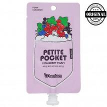БР Pocket Пенка для умывания Petite Pocket vita berry foam 30гр