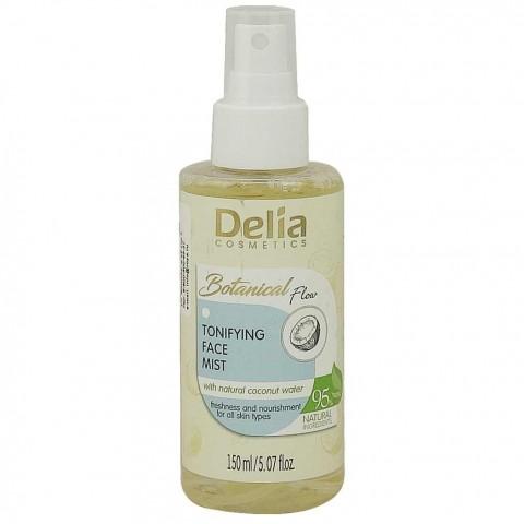 Delia Botanical Flow Тонизирующий Тоник С Натуральным Кокосовым Маслом, 150мл