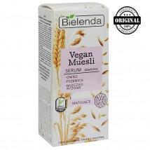 Сыворотка Vegan Muesli Матирующая  Пшеница + Овёс + Рисовое Молоко, 30 мл