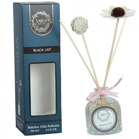 Диффузор Saria Black List, edp., 100 ml