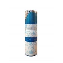 Fragrance World Cotton Woman, 200 ml