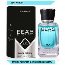 Bea`s № М 201 (Antonio Banderas Blue Seduction For Men), edp., 50 ml