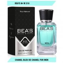 Bea`s № M 210 (Chanel Blue De Chanel For Men), edp., 50 ml