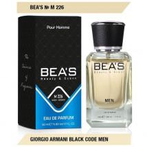 Bea`s № M 226 Giorgio Armani Black Code Men), edp., 50 ml