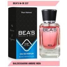 Bea`s № M 237 (Baldesarrini Ambre Men), edp., 50 ml