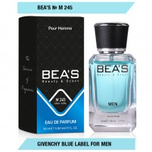 Bea`s № M 245 (Givenchy Blue Label For Men), edp., 50 ml