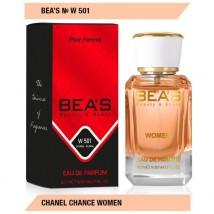 Bea`s № 501 Chanel Chance Woman), edp., 50 ml