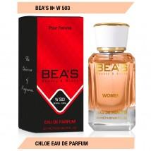 Bea`s № W 503 (Chloe Eau De Parfum), edp., 50 ml