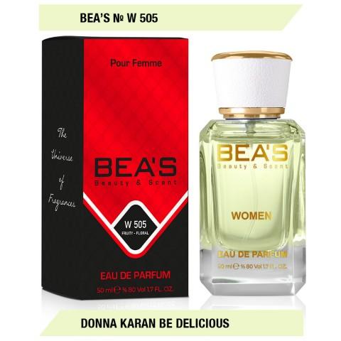 Bea`s № W 505 (Donna Karan Be Delicious), edp., 50 ml