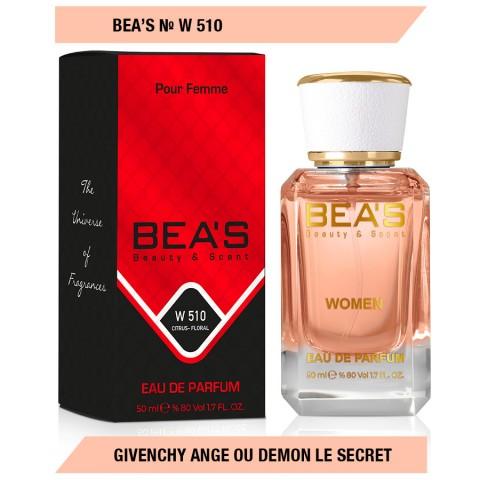 Bea`s № W 510 (Givenchy Ange Ou Demon Le Secret), edp., 50 ml
