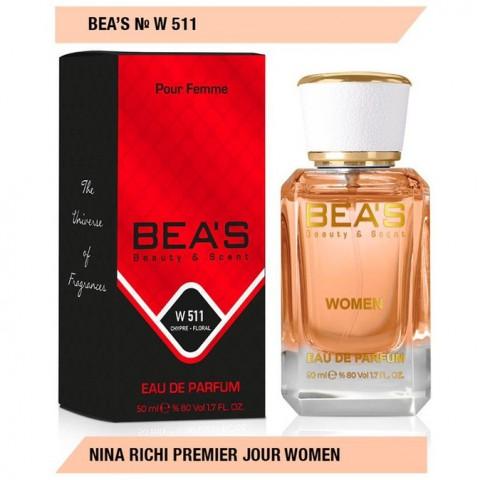 Bea`s № W 511 (Nina Richi Premier Juor Woman), edp., 50 ml
