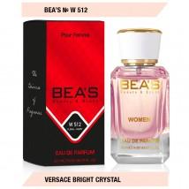 Bea`s № W 512 (Versace Bright Crystal), edp., 50 ml