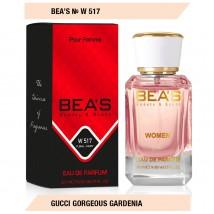 Bea`s № W 517 (Gucci Gorgeous Gardenia), edp., 50 ml