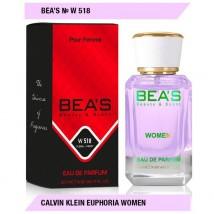 Bea`s № 518 Calvin Klein Euphoria Woman, edp., 50 ml