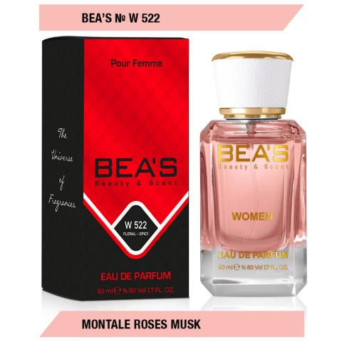 Bea`s № W 522 (Montale Roses Musk), edp., 50 ml