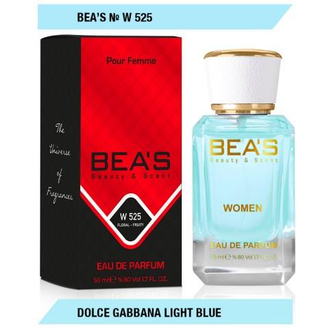 Bea`s № W525 (Dolce Gabbana Light Blue), edp., 50 ml