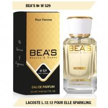 Bea`s № W 529 (Lacoste L.12.12 Pour Elle Sparkling), edp., 50 ml