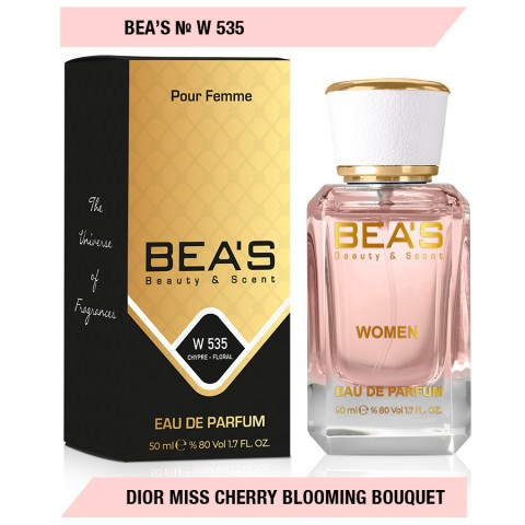 Bea`s № W 535 (Miss Dior Cherry Blooming Bouquet), edp., 50 ml