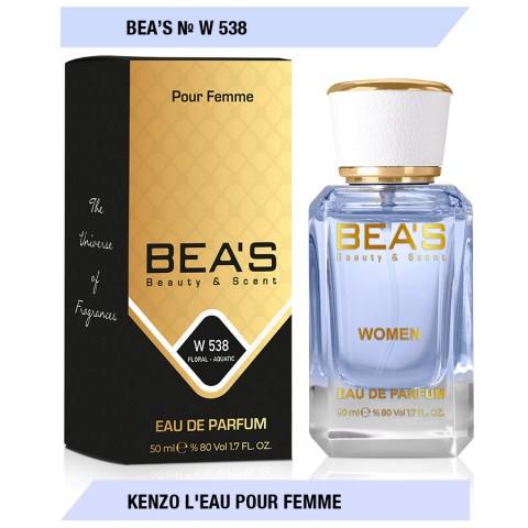 Bea`s № W 538 (Kenzo L`eau Pour Femme), edp., 50 ml