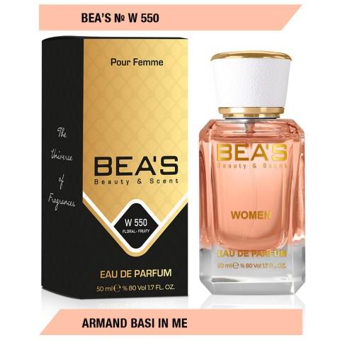Bea`s № W 550 (Armand Basi In Me), edp., 50 ml