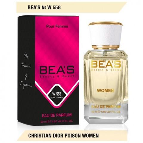 Bea`s № W 558 (Christian Dior Poison Women), edp., 50 ml