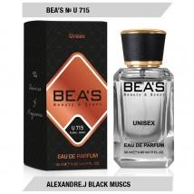 Bea`s № U 715 (Alexandre.J Black Muscs), edp., 50 ml