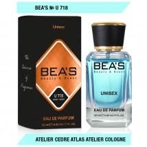 Bea`s № U 718 (Atelier Cedre Atlas Atelier Cologne), edp., 50 ml