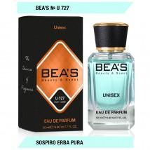 Bea`s № U 727 (Sospiro Erba Pura), edp., 50 ml