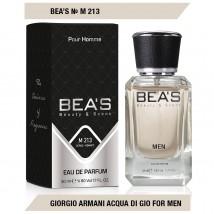 Bea`s № 213 (Giorgio Armani Di Gio For Men), edp., 50 ml