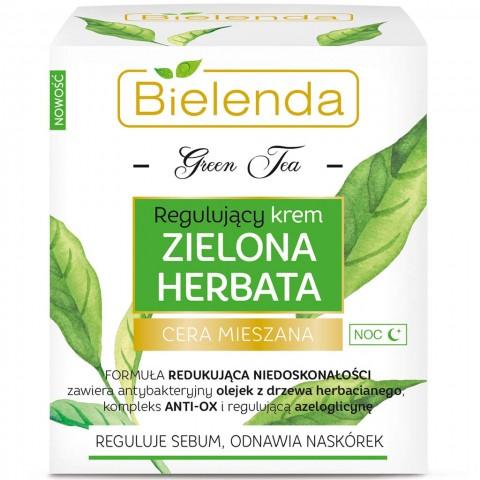 Bielenda Зеленый Чай Zielona Herbata (noc), 50мл