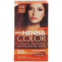 Краска Для Волос Fito Henna 5.62 (Спелая Вишня)