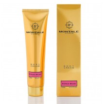 Лосьон Montale Body Cream Roses Musk, 150 ml